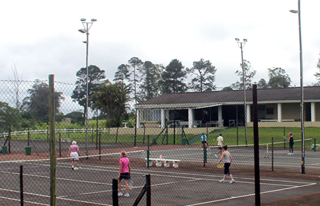 Tennis and Squash in Eshowe